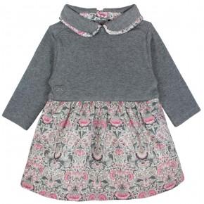 Dress with Liberty Skirt