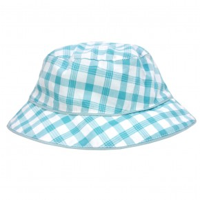 Hats in checks