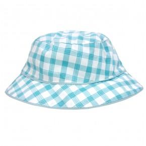 Hats in checks