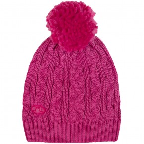 Beanies with cables.