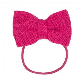 Hair Elastic with bow