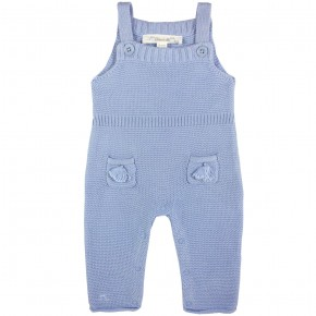 Overalls in knit
