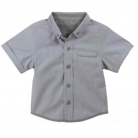 Cotton Stripes Shirt