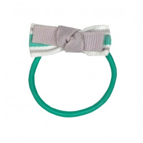 Hair Elastic with Knot