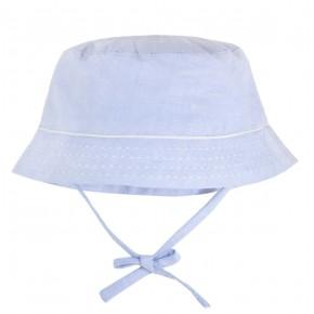Hat with Saddle stitch