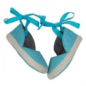 Baby girl lace up shoes