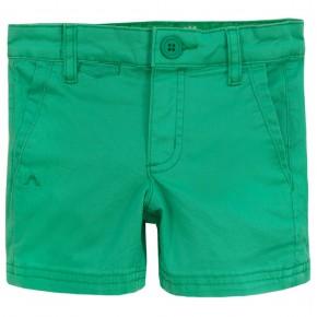 Short garçon vert