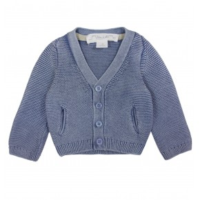 Boy knitted cardigan