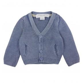 Boy knitted cardigan
