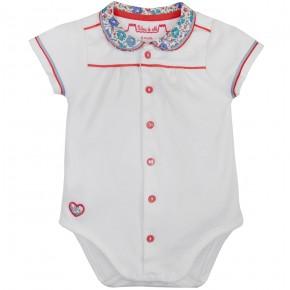 Baby Girl Liberty Bodysuit