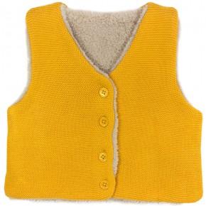 Girls Yellow Vest