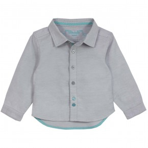 Boys grey Long sleeves shirt