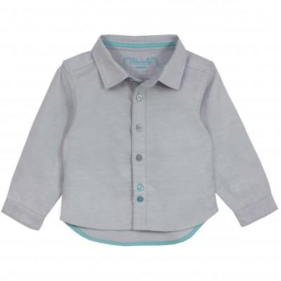 Boys grey Long sleeves shirt