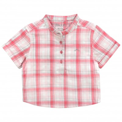 Boy Shirt with checks