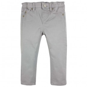 Girl Denim Pants in Grey