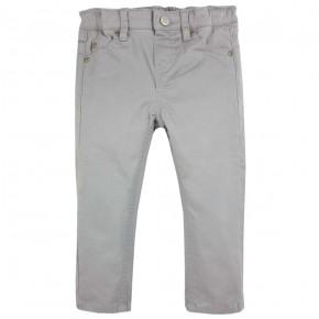 Girl Denim Pants in Grey