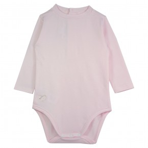 Baby Girl Bodysuit in Pink