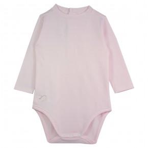 Baby Girl Bodysuit in Pink