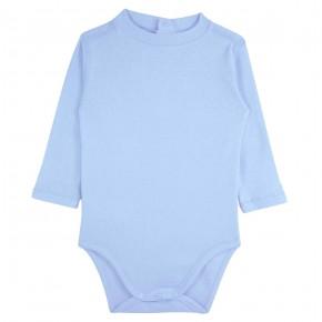 Baby Boy Bodysuit in Light Blue