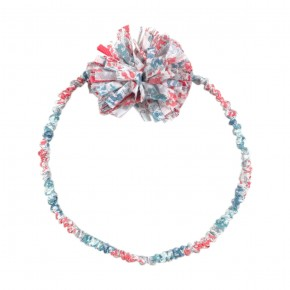 Headband in Coral Liberty