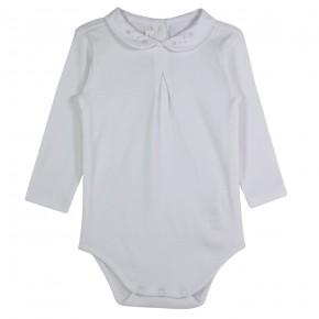 Baby girl long sleeve bodysuit