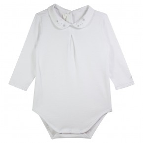 Baby unisex long sleeve bodysuit