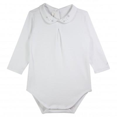 Baby unisex long sleeve bodysuit
