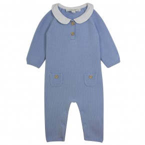 Baby Boy Longsleeves Rompersuit