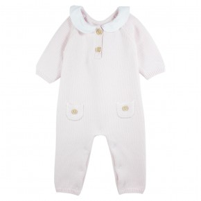 Baby Girl Longsleeves Rompersuit