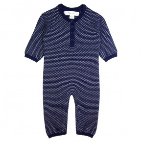 Baby Boy Long Sleeves Romper