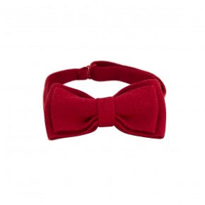 Boy Red Bow Tie