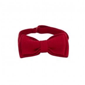 Boy Red Bow Tie