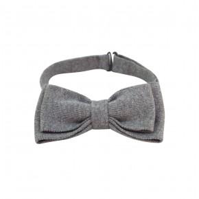 Boy Grey Bow Tie