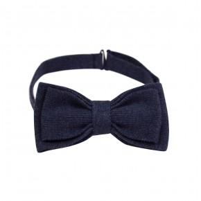 Boy Navy Bow Tie