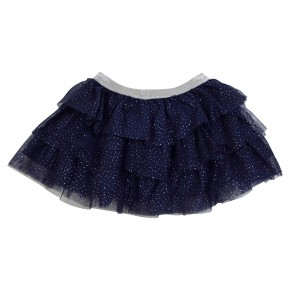 Girl Tutu Skirt Navy