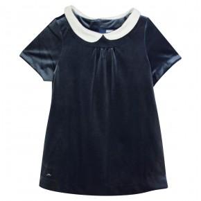 Girl Dress with Collar