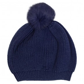 Girl Hat in Navy
