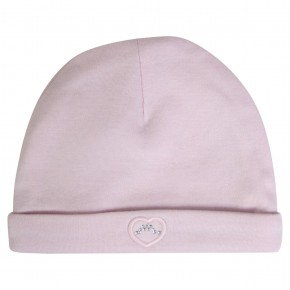 Baby Girl Beanie in Pink