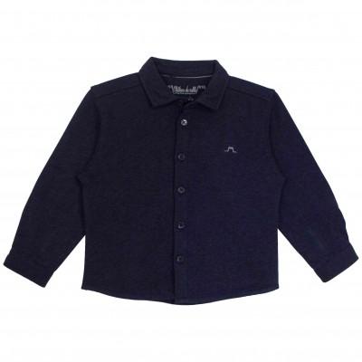 Boys Navy Shirt