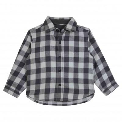 Boys Checkered Shirt