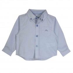 Boys Long sleeves shirt in Blue
