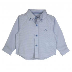 Boys Long sleeves shirt in Blue