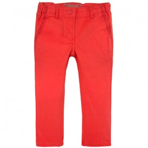 Orange girls pants