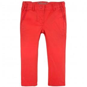 Orange Unisex pants