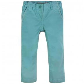 Turquoise girls pants
