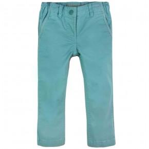 Turquoise girls pants