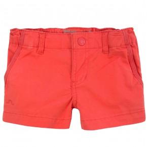 Orange girls shorts