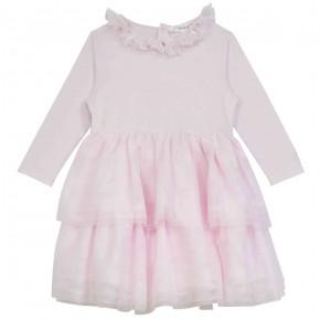 Girl Ballet Dress in Pink Tulle
