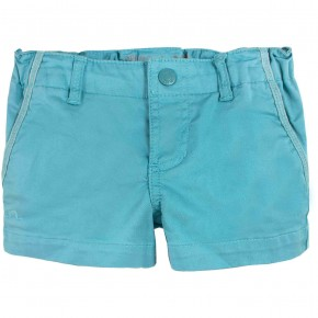 Turquoise girls shorts