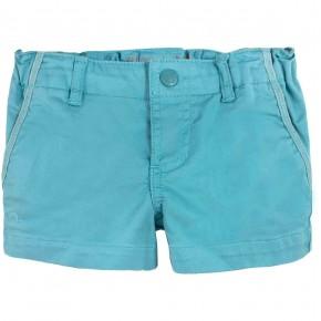 Turquoise girls shorts